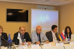 Workshop on Development of Professional Orientation System in Armenia in 2012-2015